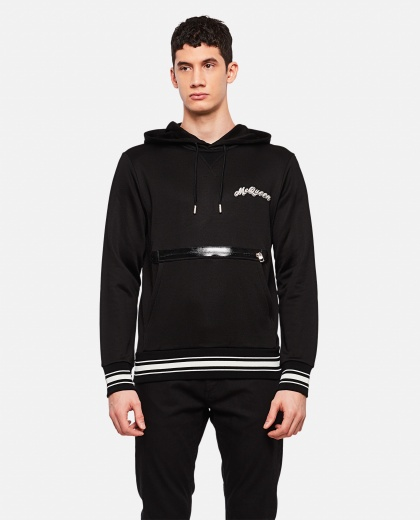 Sweatshirt with embroidery Men Alexander McQueen 000214940031907 1