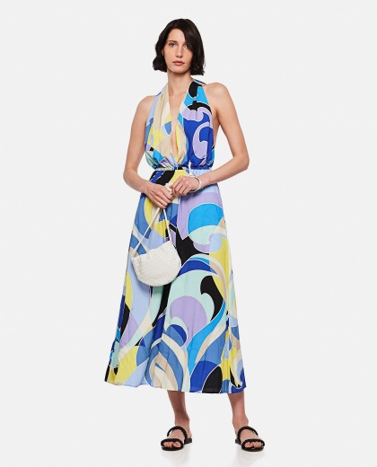 Quirimbas cover-up with print Women Emilio Pucci 000295990043515 2