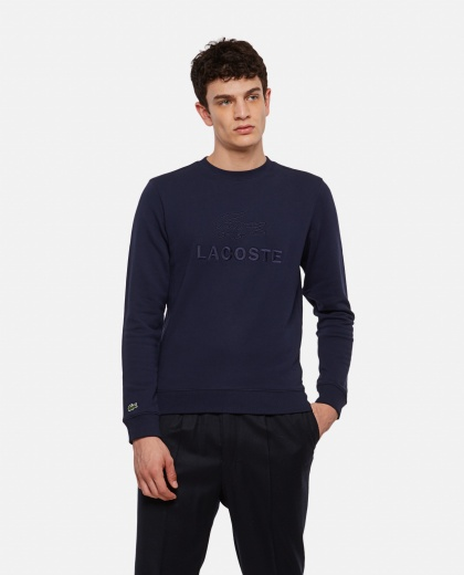 Lacoste Sweatshirt with embroidered logo