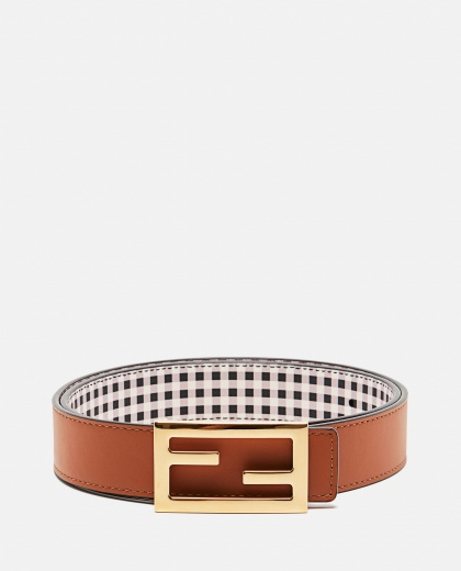 Belt with reversible buckle Women Fendi 000260570038577 1