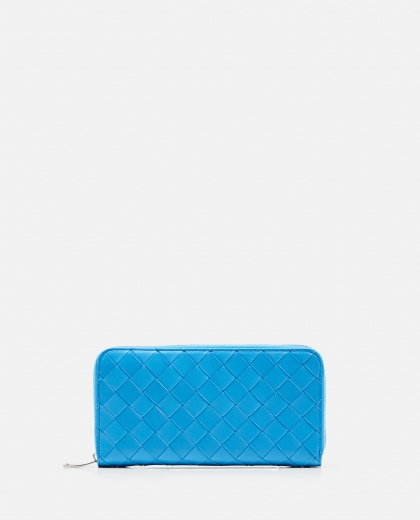 Zip wallet Women Bottega Veneta 000224240038255 1