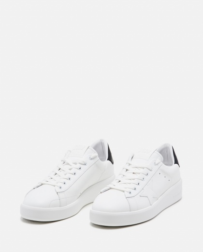 Pure Star Sneaker in pelle Uomo Golden Goose 000308740045277 2