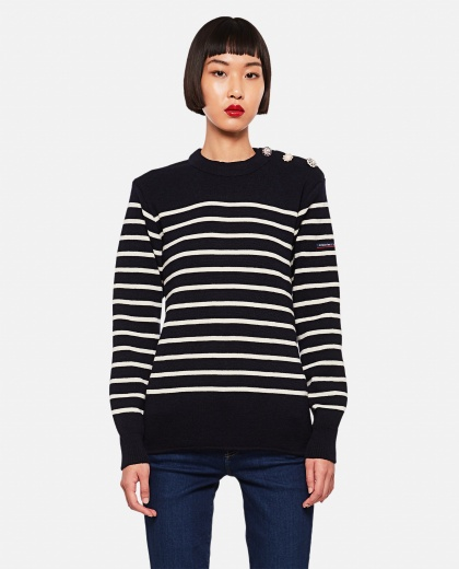 Armor-Lux Breton x The Marc jacobs sweater Women Marc Jacobs 000257430038022 1