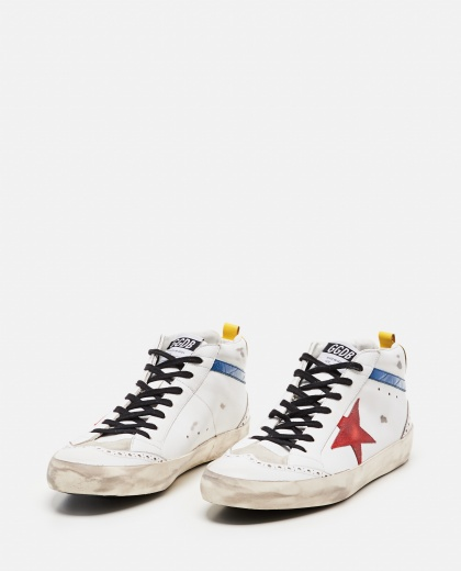Sneakers Mid Star  Uomo Golden Goose 000292310043037 2