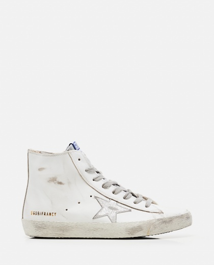Sneaker francy alta in pelle Donna Golden Goose 000286850042309 1