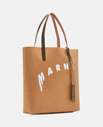 Shopping bag in cellulosa Donna Marni 000289880042701 2