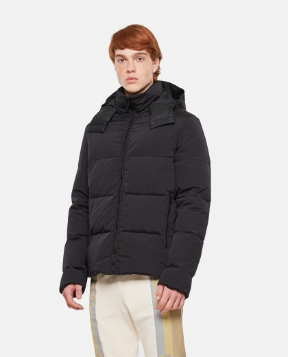 Down jacket in technical fabric Men Fendi 000280590041340 1