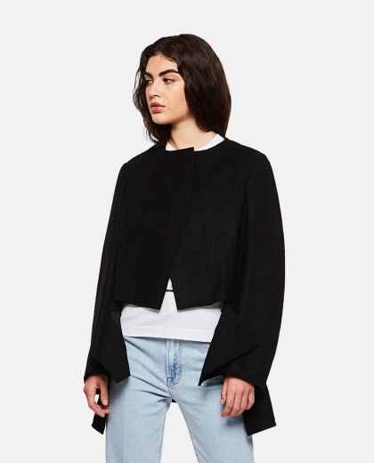 Single-breasted jacket Women Comme des Garcons 000275610040610 1