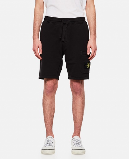 Sporty cotton shorts Men Stone Island 000292640043093 1