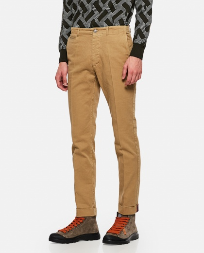 Slim fit trousers Men Golden Goose 000269510039717 1