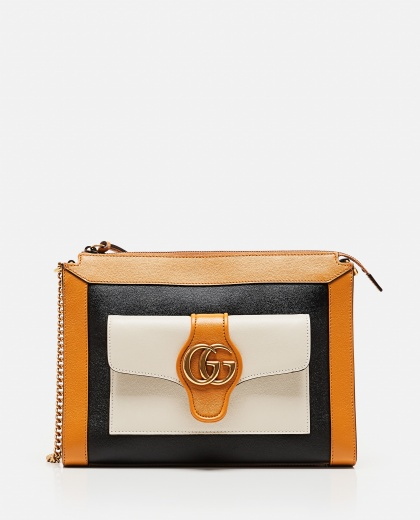 Shoulder bag with Double G small size Donna Gucci 000287520042386 1