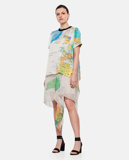 Funkadelic Dress with print
