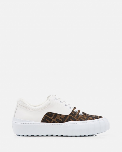 Sneaker stringata Fendi Force Uomo Fendi 000310420045518 1