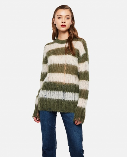 Striped sweater Women Golden Goose 000256890038482 1