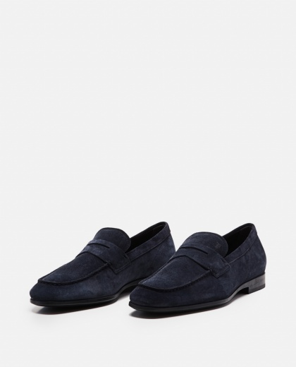Suede moccasin Men Tod's 000221760032812 2
