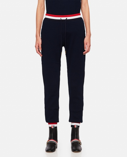 Sports trousers  Women Thom Browne 000255140037680 1