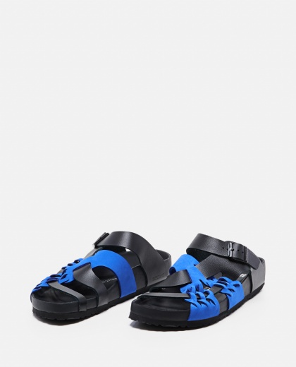 BIRKENSTOCK X CENTRAL SAINT MARTINS Tallahassee sandals Men Birkenstock 000309590045410 2