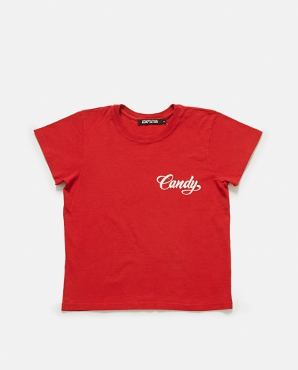 T-Shirt In Cotone  Donna Adaptation 000144880021768 2