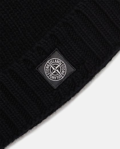 Cap with application Men Stone Island 000271010039926 2