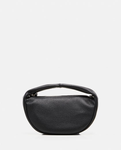 Cush hammered leather bag Women By Far 000304300044653 1