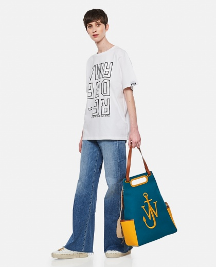 Aira T-shirt with print on the front Women Golden Goose 000286510042274 2