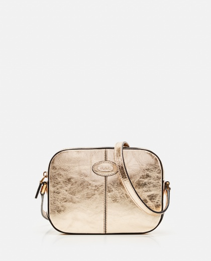 Tod's mini golden bag