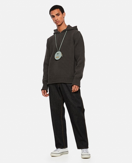 Knitted sweatshirt Men Jacquemus 000294020043272 2