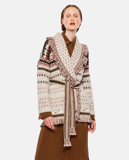 Lost In a Forest Cardigan Women Alanui 000259920038478 1