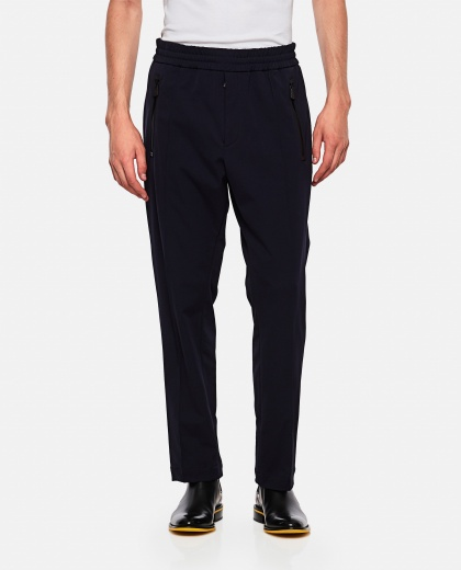 Moncler Grenoble Cigarette trousers Men Moncler Grenoble 000271180039951 1