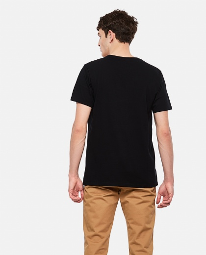 Oversized T-Shirt With Gg Print Men Gucci 000132400020662 2