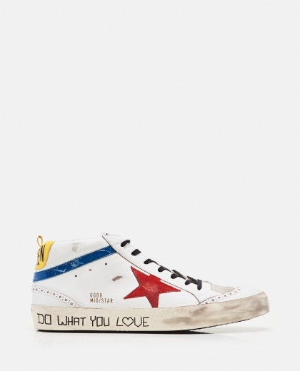 Sneakers Mid Star  Uomo Golden Goose 000292310043037 1