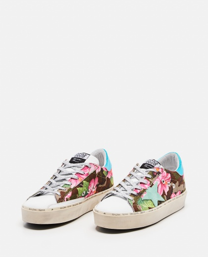 Sneaker Hi Star in canvas Donna Golden Goose 000286760042299 2