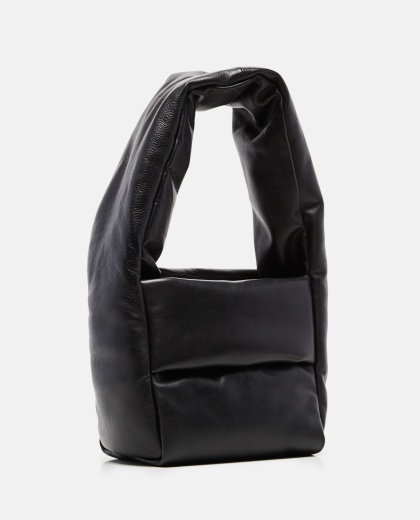 Small Monk Bag In Soft Leather Donna Kassl Editions 000307680045084 2