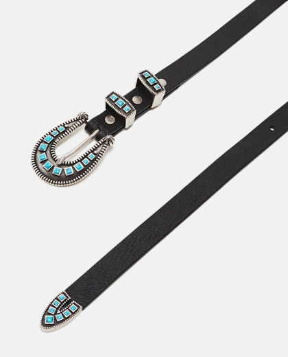 Belt with stones Women Alanui 000230520034009 2