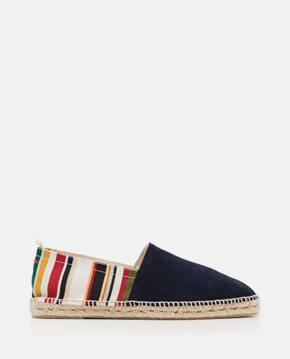 Canvas and suede Pablo flat espadrilles  Men Castaner 000291840042979 1