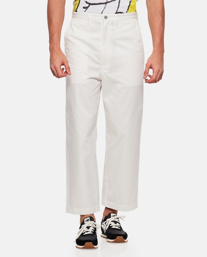 Trousers with low waist Men Junya Watanabe 000229500033868 1