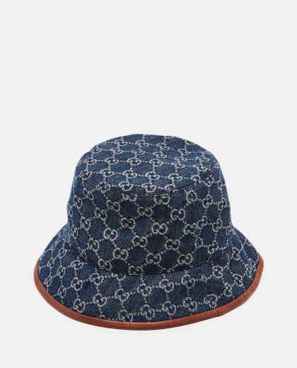 GG fabric Cloche  Men Gucci 000293430043212 1