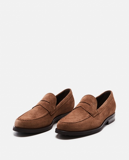 Suede moccasin Men Tod's 000268730039623 2