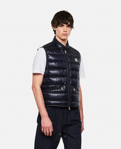 Extra-light nylon Gui vest  Men Moncler 000232590034312 1