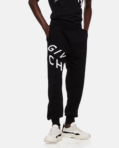 Logo sweatpants Men Givenchy 000253120037401 1