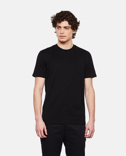 Cotton T-shirt with print Men Givenchy 000301930044339 1