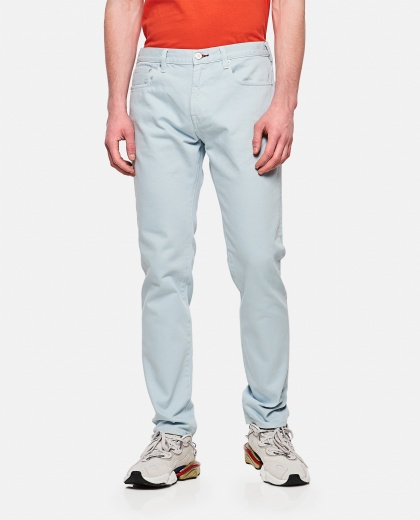 Slim fit cotton jeans,