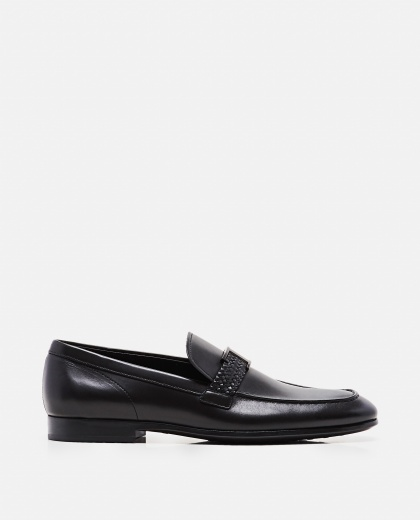 Leather moccasin Men Tod's 000268590039608 1