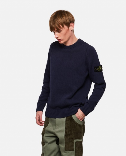 Wool blend sweater Men Stone Island 000282000041541 1