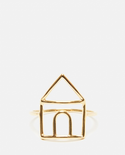 Pure Casita ring in 9kt gold Women Aliita 000284820041996 2