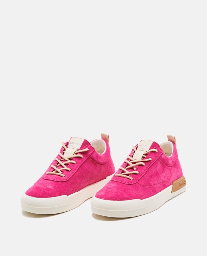 Low lace-up sneakers Women Panchic 000237800035166 2