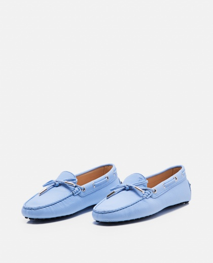 Loafers with eyelet detail Women Tod's 000086310033245 2
