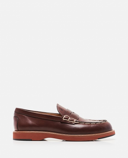 Leather loafer Men Tod's 000299380044048 1