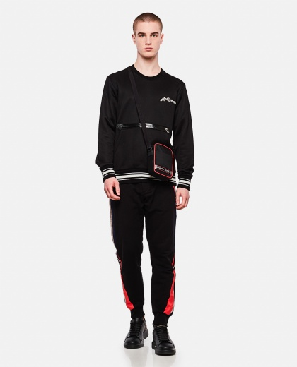 Sweatshirt with zip Men Alexander McQueen 000214910031904 2
