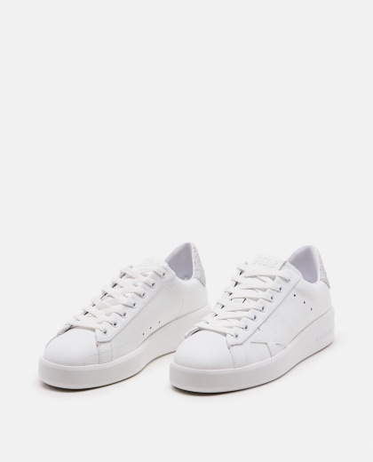 Sneakers bianche in pelle Donna Golden Goose 000215590031979 2